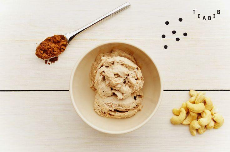 Tee sitä tee tätä: HOW TO // Cashew-pohjainen chai-jäätelö // Vegan chai-cashew ice cream