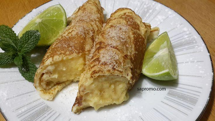 Milk Tart Pancakes Recipe