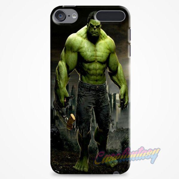New Hulk Movie iPod Touch 6 Case   casefantasy