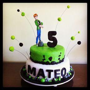 Torta de ben 10 para Mateo ... Feliz cumple! # Calicó #cakescali #calitortas #calipasteleria #calicolombia #tortascali #tortaspersonalizadas #cupcakescali #amaria #quieroacali #santiagodecali # ben10 #mateo