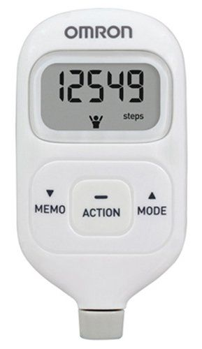 Omron HJ203 Pedometer White >>> Click on the image for additional details.(This is an Amazon affiliate link and I receive a commission for the sales)