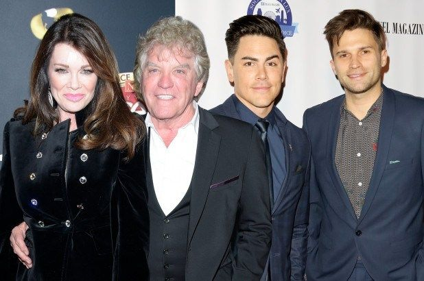 Lisa Vanderpump And Ken Todd Are Expanding Tomtom Empire With Wine