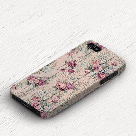 coque iPhone 5 shabby