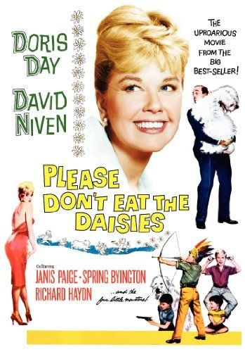Doris Day movies  Please Don't Eat the Daisies