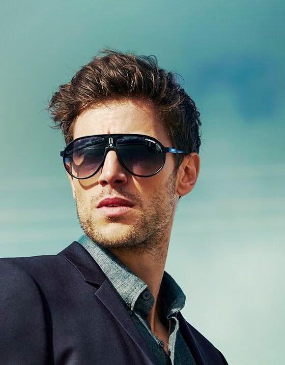 Carrera eyewear advertising campaing 2013