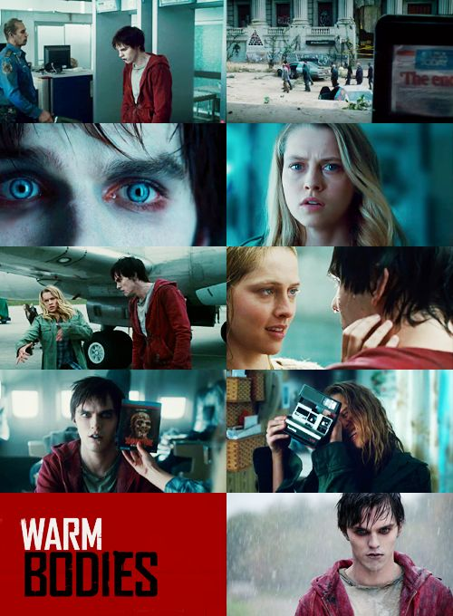 Warm Bodies- So excited for this movie, you have no idea. I've already signed up to review it for the site I work for and there are still 2 months until it comes out.