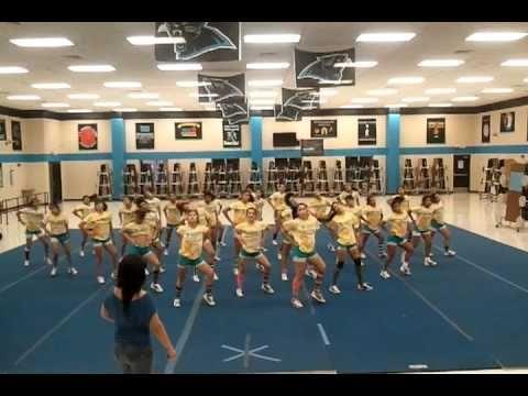 USHS CHEER 2014 - YouTube