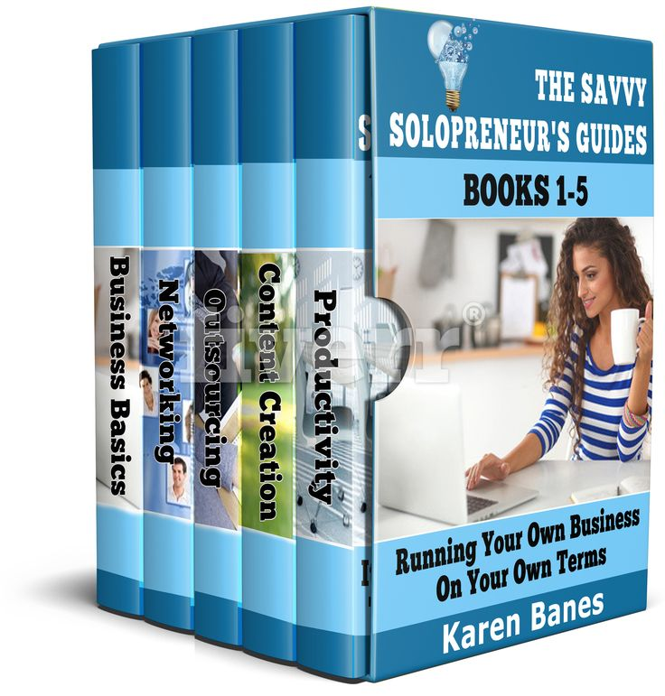 The Savvy Solopreneur Virtual 'Box Set' went live today. Launch week pricing through next weekend > http://amzn.to/2mI71Vm  #onlinebusiness