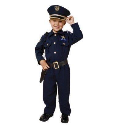 Five Fun Cop Halloween Costumes For Kids - InfoBarrel