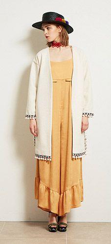 Lily Brown リリーブラウン 2017SS 17ss トレンド 新作 trend fashion 2017 春夏 spring summer マッシュスタイルラボ