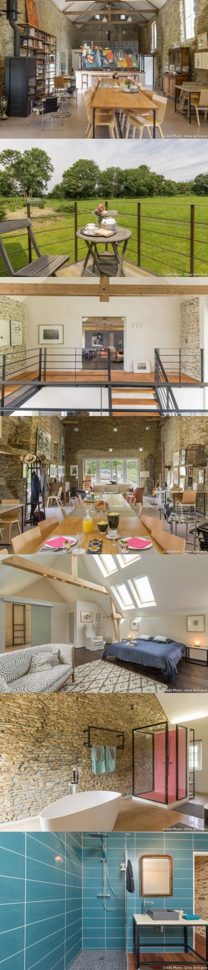 Fascinante diseño interior italiano / http://www.maisoncreative.com