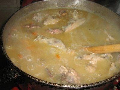 Canja de Galinha Minhota, Receitas culinárias de Portugal - Rotas Turísticas