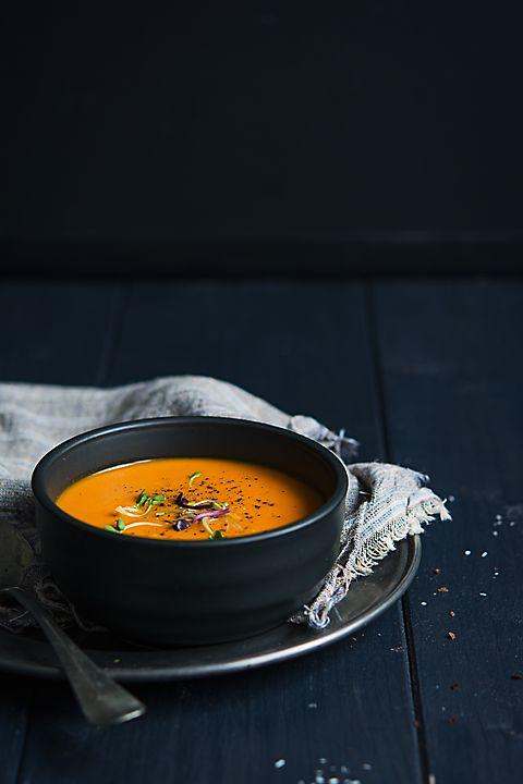 Supa crema de rosii| Tomato soup