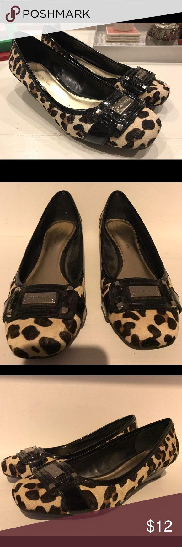 Antonio Melani animal print flats Great shoes. So comfortable. ANTONIO MELANI Shoes Flats & Loafers