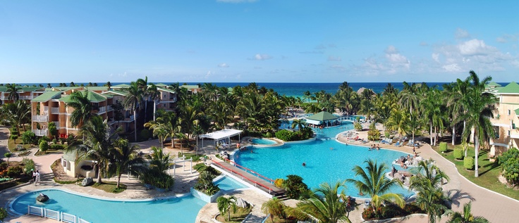 """Отель """"Sol Cayo Coco All Inclusive"""" **** (остров Кайо Коко, Куба).  Подробности: +7 495 7421717, sale@inna.ru. Будьте с нами! Открывайте мир с нами! Путешествуйте с нами!"""