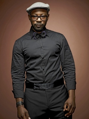 Classy Nelsan Ellis- great actor!  Not only in True Blood but The Help & Secretariat.