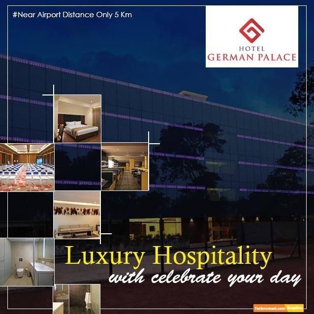 Hotel German Palace Offers 12 Deluxe Rooms In Gandhinagar Wherein Every Inch Is Treated With Perfection