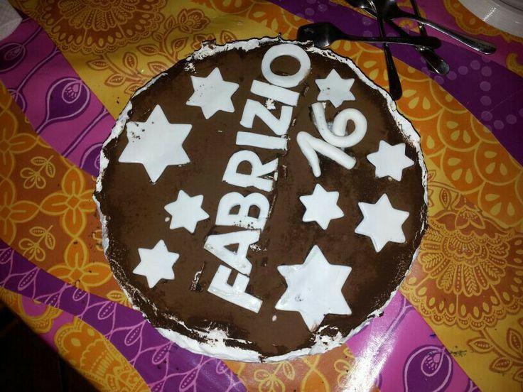 # torta pan di stelle