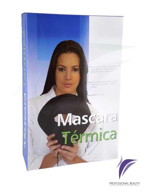 Máscara Térmica Nacional: Permite una natural vasodilatación que mejora la penetración de productos faciales durante el tratamiento.