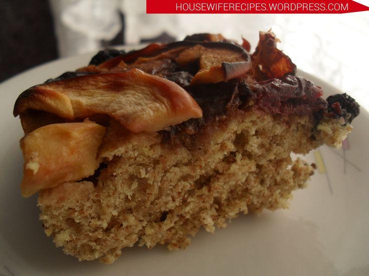 Любимый пирог на кефире без яиц