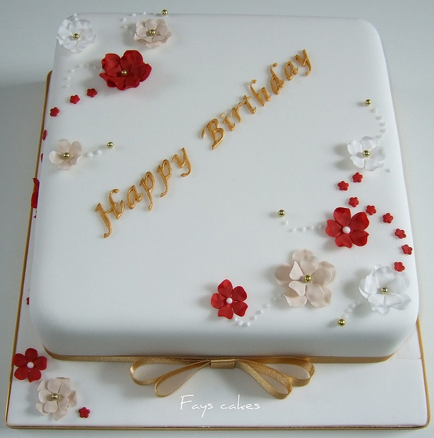 Gmoms 90th Bday Party 80th Birthday Sheet Cake Ideas Female 116209