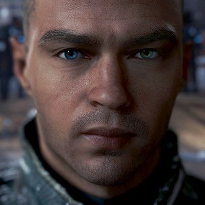 "Quantic Dream: ""Everything shown tonight is 100% realtime playable ingame footage PS4pro."" #Playstation4 #PS4 #Sony #videogames #playstation #gamer #games #gaming"