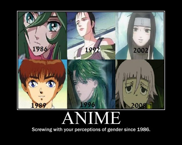 Anime by on deviantart 1986