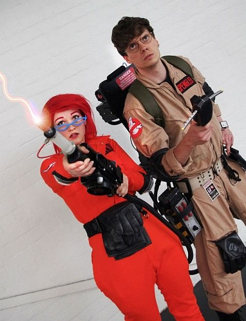 Ghostbusters' Janine is our Kick-Ass Cosplay of the Month | SciFiNow - The World's Best Science Fiction, Fantasy and Horror Magazine