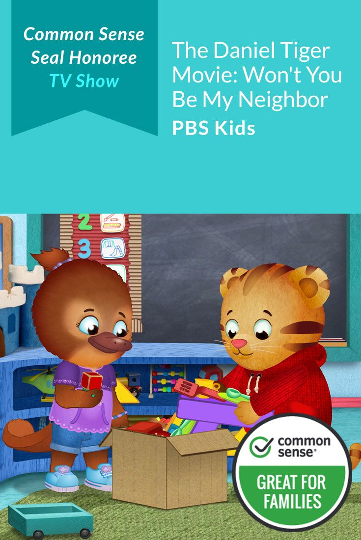The Daniel Tiger Movie: Won\'t You Be Our Neighbor? - Movie Review ...