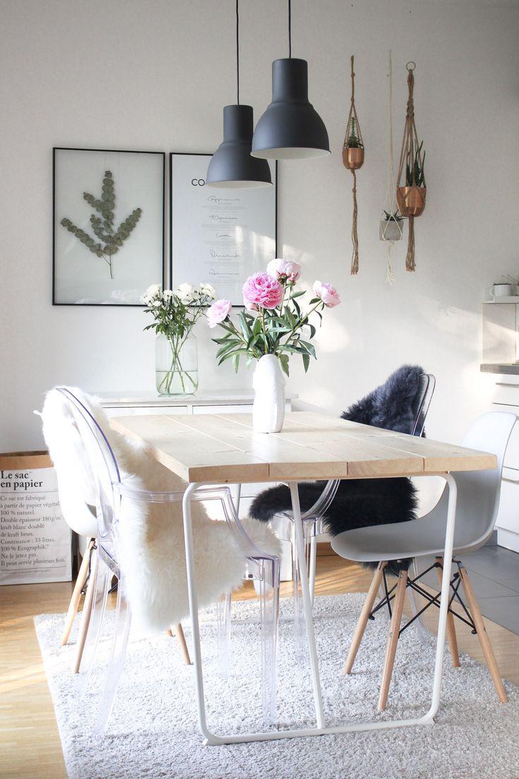 14 besten Tisch Bilder auf Pinterest | Esstische, Holztisch und ...