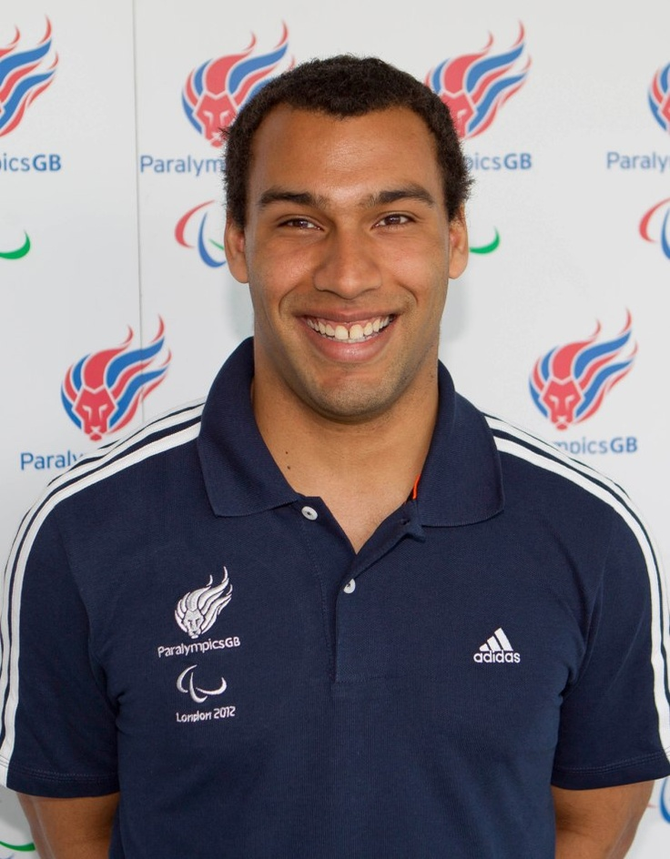 Alumnus James Roberts (Sports Science, 2010) will represent Great Britain in Sitting Volleyball (pic via http://www.paralympics.org.uk)