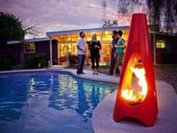 HGTV Gardens finds chimineas to fit any yard style and add a glow to your outdoors.