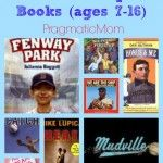 Top 10: Best Baseball Chapter Books (ages 7-16)