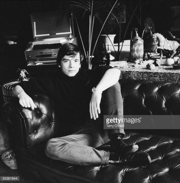 David Bailey circa 1967.