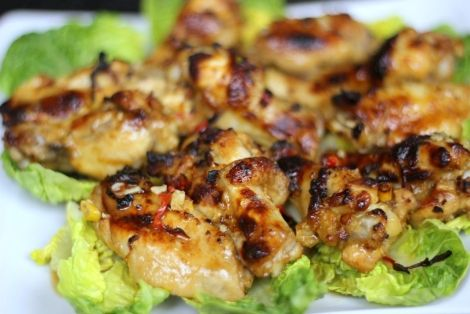 Słodko - Ostre Skrzydełka - Klasyczny przepis z kuchni chińskiej na chrupiące i aromatyczne skrzydełka, tego smaku nie da się zapomnieć, Sprawdź:)