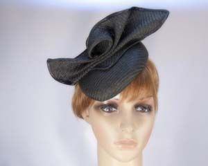 Black+pillbox+hat+for+Kentucky+Derby+online+in+USA