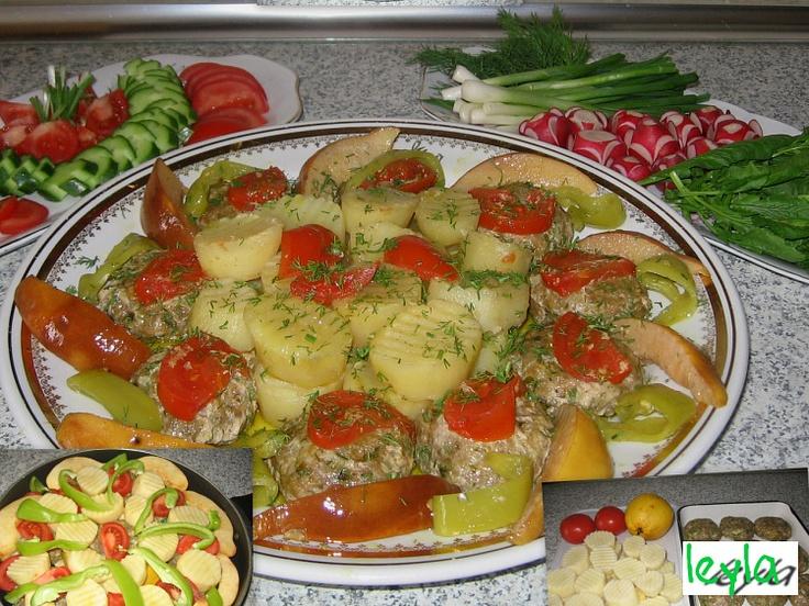 (32) Gallery.ru / филе курицы с овощами - вторые блюда - Leyla47