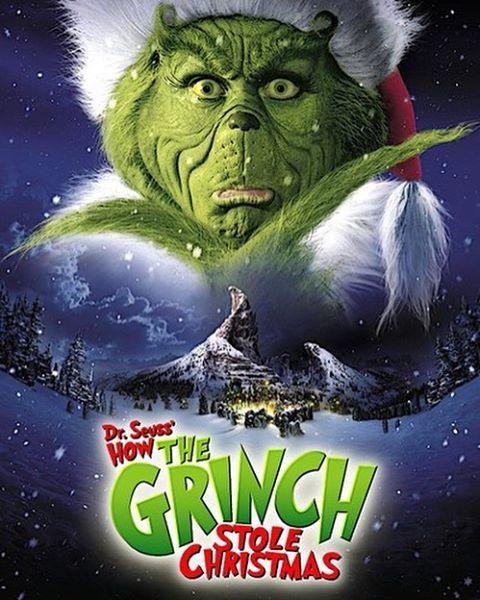 """""""Oh, The Who-manity!"""" #HowTheGrinchStoleChristmas #SantaBostonWonderfulWatchList"""