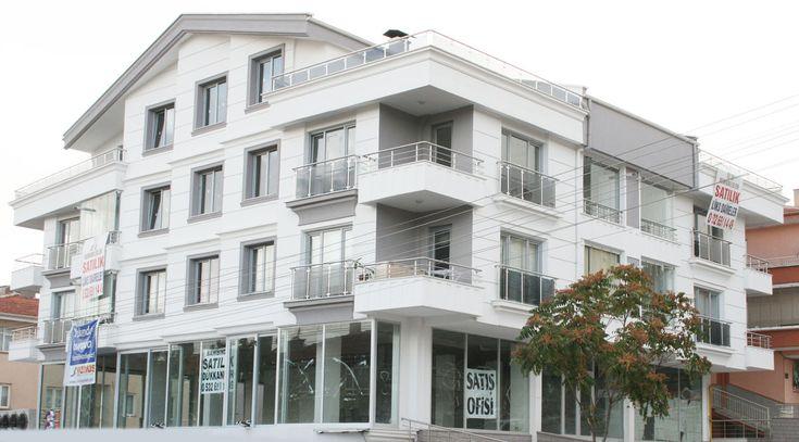 Hatüpen Pencere Sistemleri, Demirbilekler İnşaat'ın Ankara Sokulla'da inşa ettiği konutun Pimapen Pvc kapı ve pencere üretim ve montajını yapmıştır.