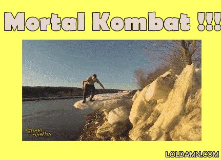 Mortal Kombat Gifs As The Finest!