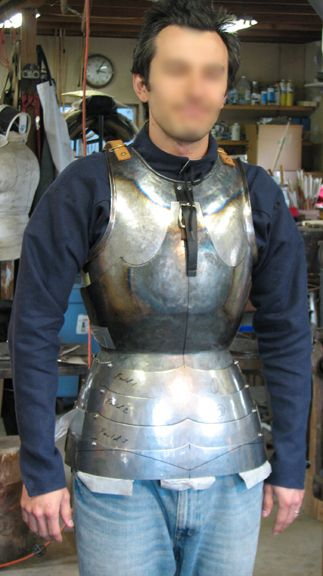 15th Century Milanese Cuirass And G Bascinet A Diary
