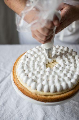 Lemon Tart Paris Pastry Club copyright Helen Cathcart