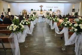 Résultats de recherche d'images pour «decoracion de templo para boda con esferas»