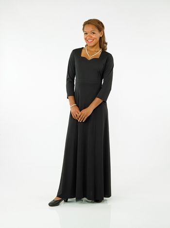 Black concert band dresses buy