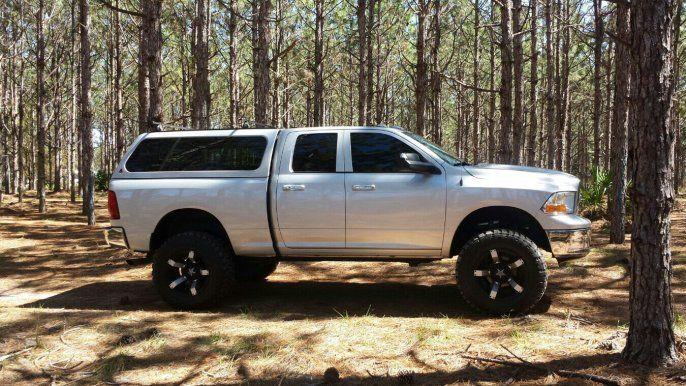 dodge with camper shell | Trucks | Ram trucks, Dodge ram ...