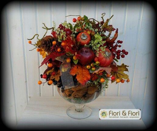 Colori e profumi d'autunno !!!