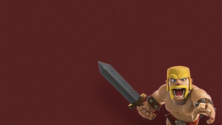 Barbaro Clash Of Clans Wallpaper