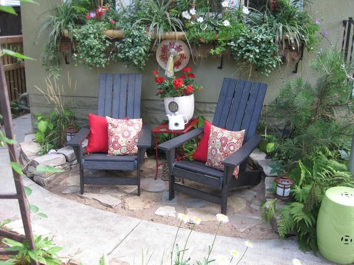 Best 25 backyard sitting areas ideas on pinterest dream for Outdoor sitting area ideas