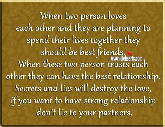 Keeping Secrets In A Relationship Quotes: 107 Best Images About Trust, Faithfulness & Sincere Love