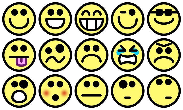 Welche Smileys und Emoticons gibt es bei Facebook, WhatsApp und Co? Hier eine… #Entertainment #Anleitung #bedeutung #Benutzen #Beschreibung